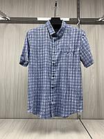 Мужская рубашка Amato. AG.KG19442-v01. Размеры: L,XL,XXL.