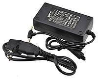 Блок питания UKC 12V 4A (1240) (два порта) + кабель питания