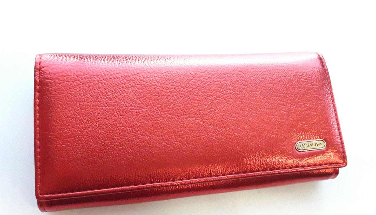 Женский кошелек Balisa 88200-137 красный Кошелек с искусственной кожи Balisa оптом