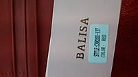 Женский кошелек Balisa 88200-137 красный Кошелек с искусственной кожи Balisa оптом, фото 5