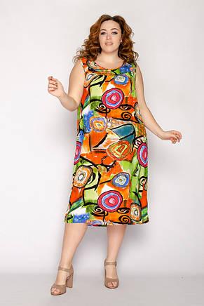 Женское летнее платье 032-51, фото 2
