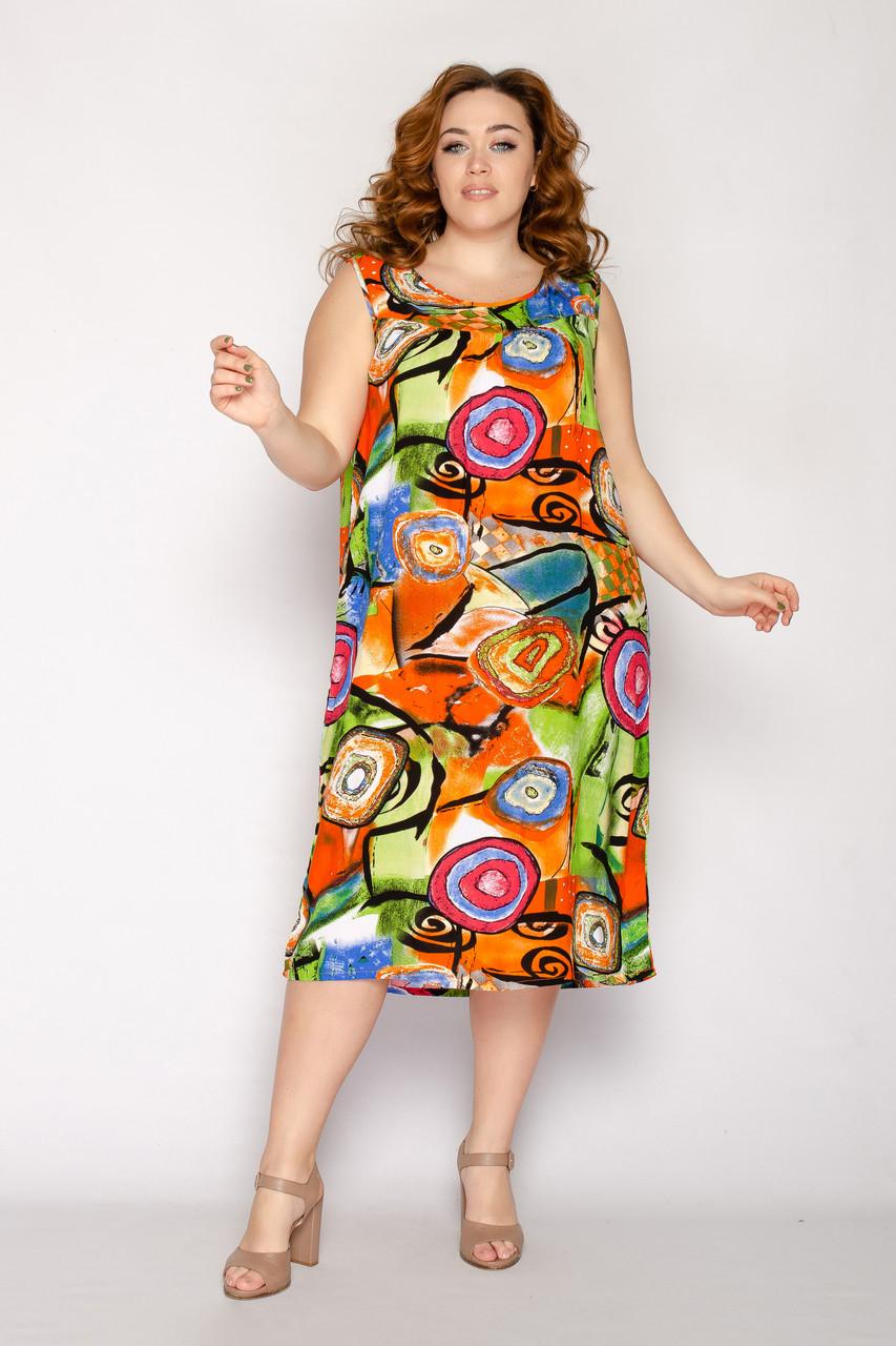 Женское летнее платье 032-51