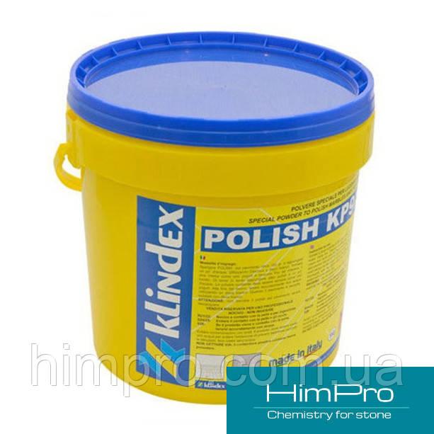 Polish KG 5kg Klindex Полировальный порошок кристаллизатор для гранита