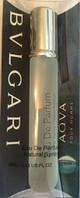 Чоловічий міні парфум ручка Bvlgari Aqva Pour Homme 20 мл