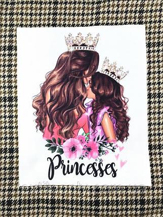 Нашивка Принцессы / Prinsess 180х225 мм, фото 2