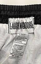 Спортивные черные штаны на резинке размер М, фото 3