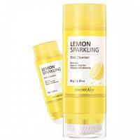 Очищающий стик с экстрактом лимона Secret Key Lemon Sparkling Stick Cleanser, фото 1