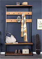 Дизайнерская Напольная вешалка Прихожая в стиле Лофт Loft