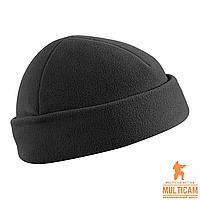 Шапка флисовая Helikon-Tex® WATCH Cap - Fleece - Black