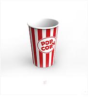 Стакан для попкорна 1,4 Л