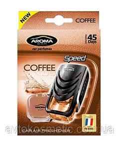 Ароматизатор на обдув Aroma Speed Coffe