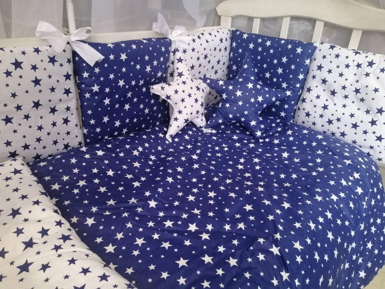 Детский постельный комплект в кроватку Bonna Elite