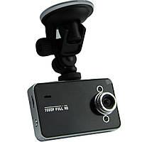 Автомобильный видеорегистратор K6000-2 Black