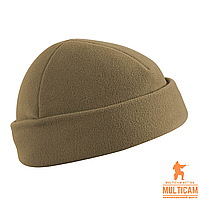 Шапка флисовая Helikon-Tex® WATCH Cap - Fleece - Coyote, фото 1