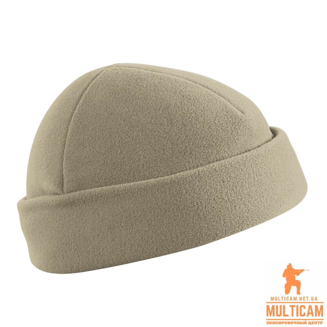 Шапка флисовая Helikon-Tex® WATCH Cap - Fleece - Khaki
