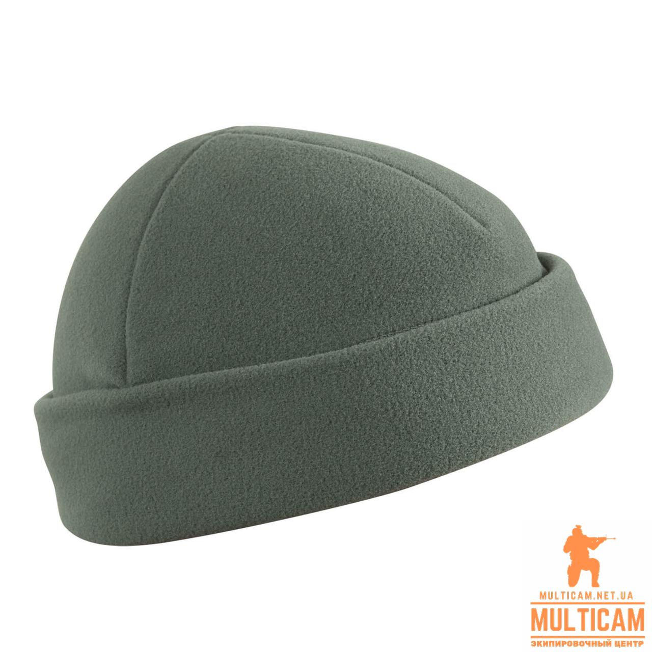 Флісова Шапка Helikon-Tex® WATCH Cap - Fleece - Foliage Green