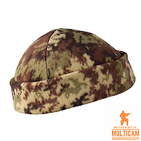 Шапка флисовая Helikon-Tex® WATCH Cap - Fleece - Vegetato