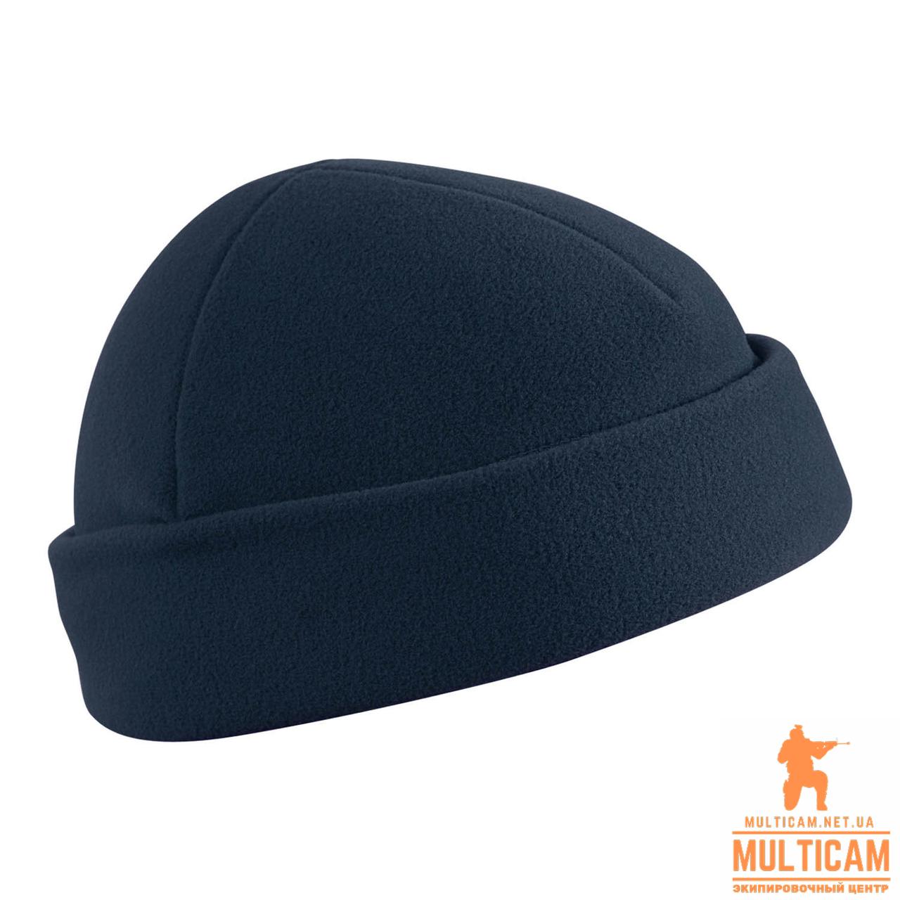 Шапка флисовая Helikon-Tex® WATCH Cap - Fleece - Navy Blue