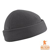 Шапка флисовая Helikon-Tex® WATCH Cap - Fleece - Shadow Grey