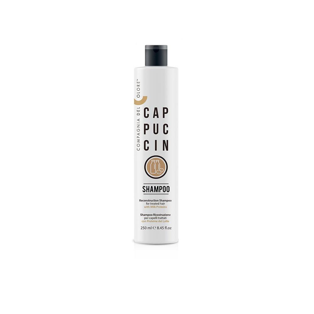CDC CAPPUCCINO Шампунь для відновлення волосся 250 мл