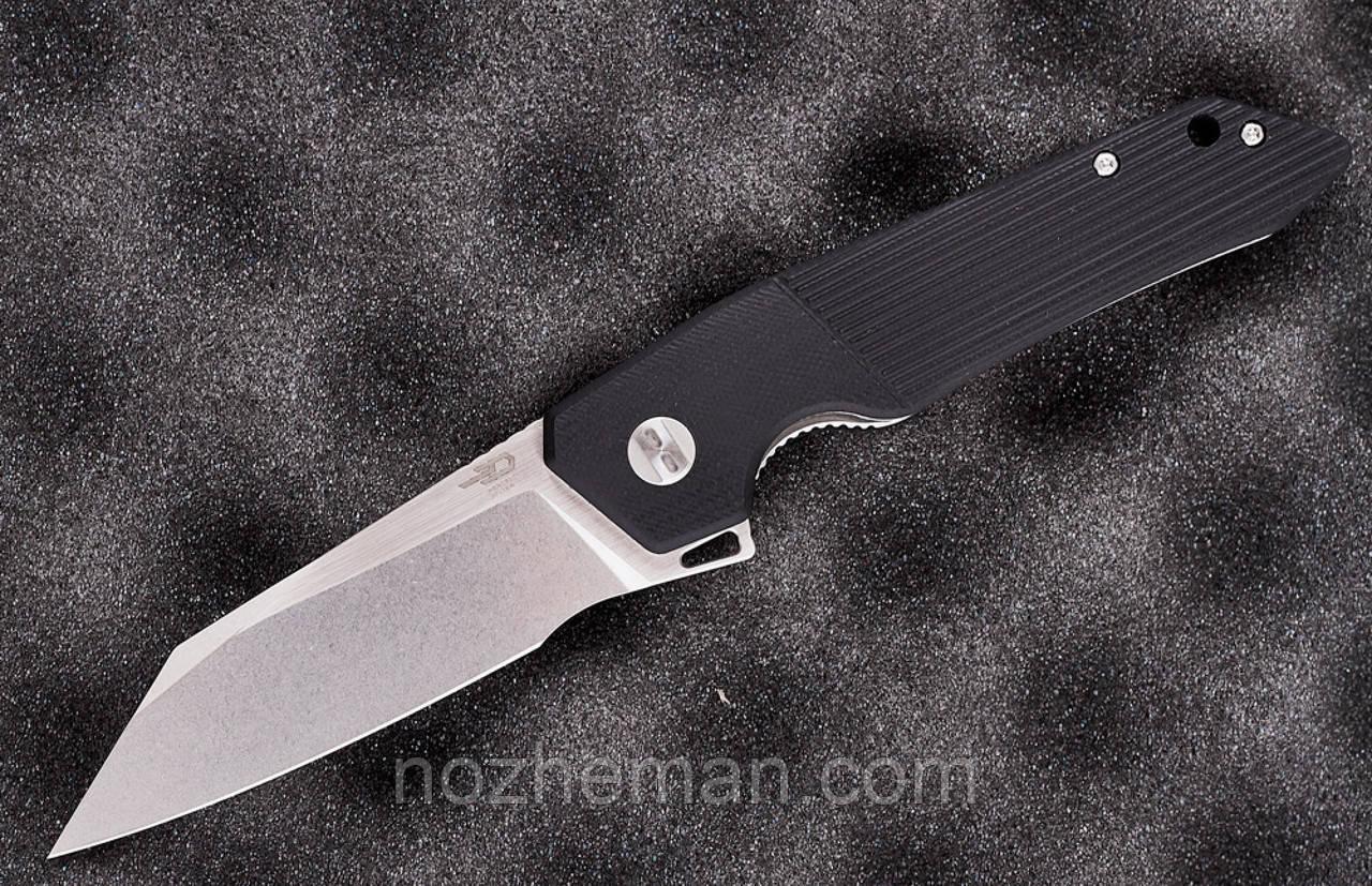 Складной нож Барракуда, для ежедневного ношения, рукоять с накладками из полимера G10