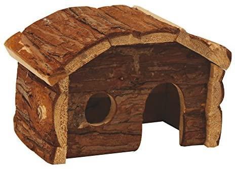 Деревянный дом для грызуна Котедж, 41х23х22 см