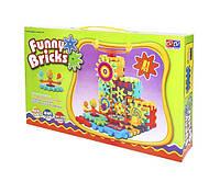 Детский конструктор Funny Bricks 81 деталь