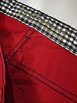 Яркие мужские прямые джинсы на пуговицах бренда BUCK ROJER размер 54, фото 3