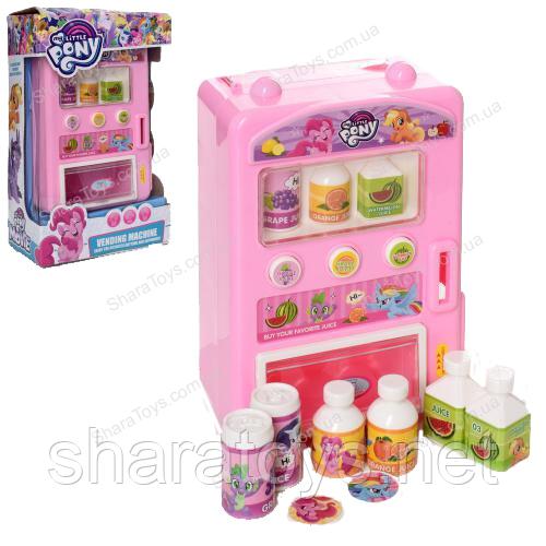 """Аппарат с продуктами """"Моя маленькая пони"""""""