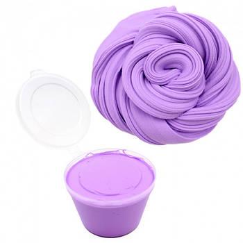 Глина для слаймов Фиолетовая/Сиреневая (500г)