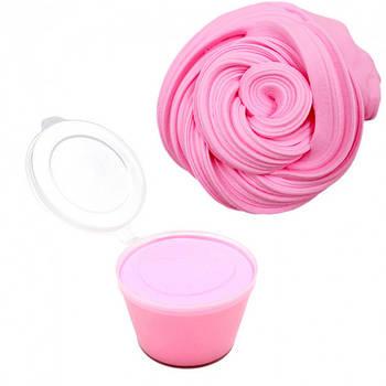 Глина для слаймов Розовая (500)