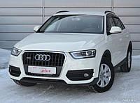 Ветровики Audi Q3 5d 2011-2015;2015 дефлекторы окон