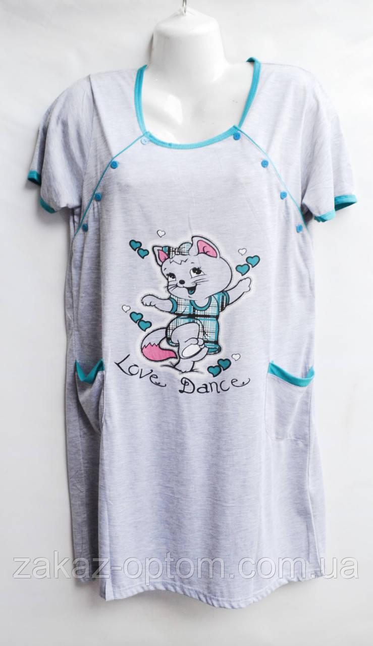 Ночная рубашка оптом 100%Cotton (XL-5XL) D99-50094