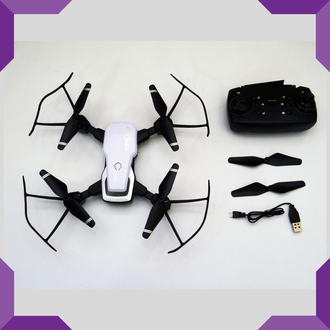 Квадрокоптер,літаючий дрон, з камерою Lurker GD885HW Wifi