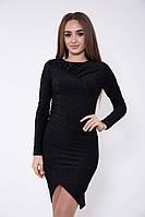 Платье женское 115R352 цвет Черный