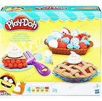"""Набор для творчества из пластилина """"Play-Doh"""" 4 цвета, фото 1"""