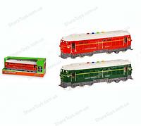 """Модель поезда """"Автопром локомотив"""