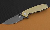 Карманный нож складной Тукан, для ежедневного ношения, с клипсой для надежной фиксации на кармане
