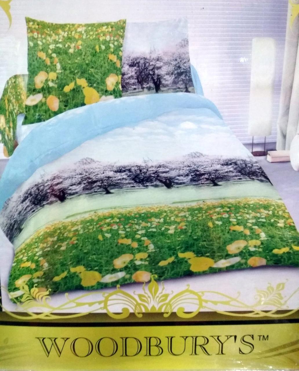 Комплект постельного белья Woodbury's (Пакистан) Двуспальный
