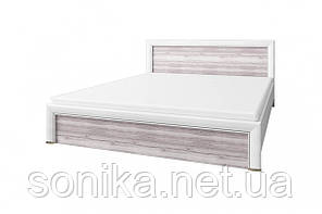 Ліжко OLIVIA 140 Крем/Дуб Ancona