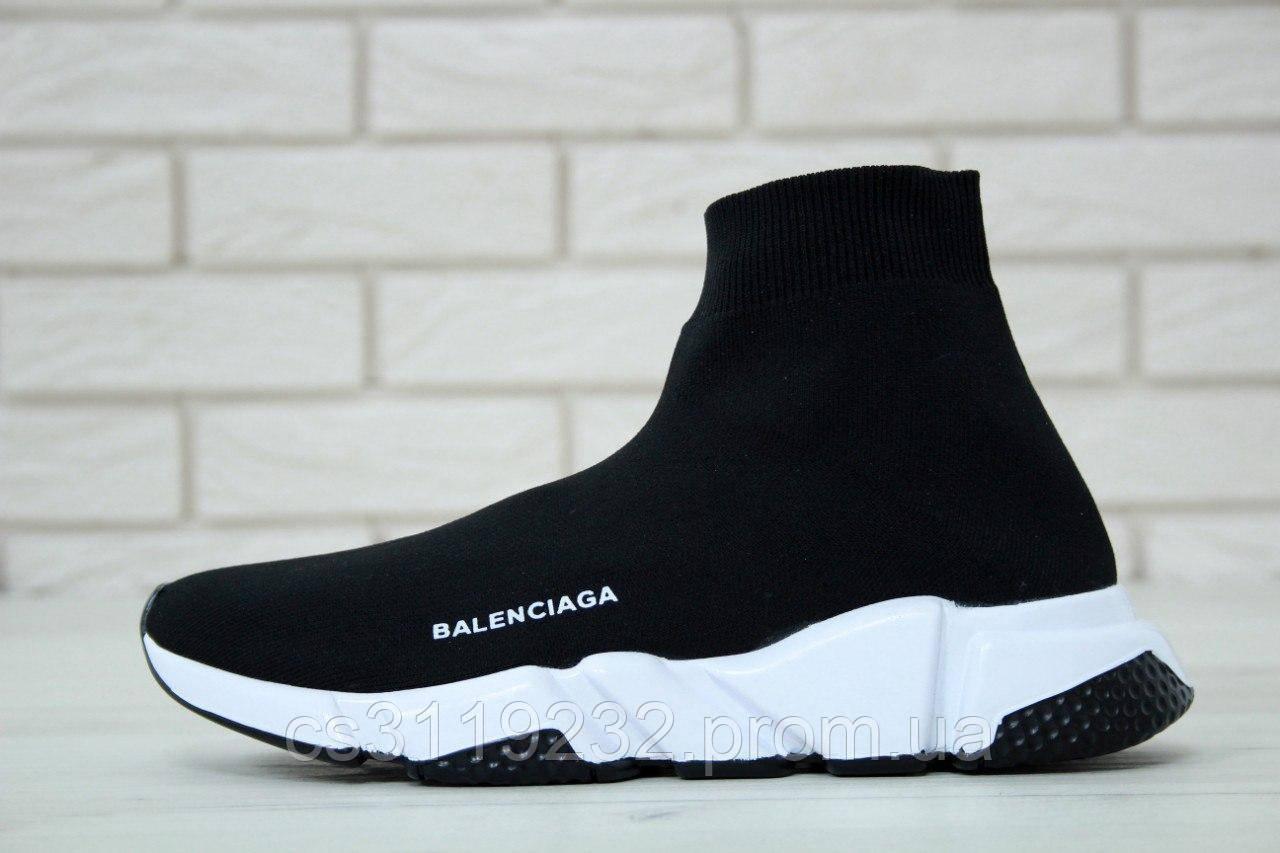 Жіночі кросівки Balenciaga Speed (чорні)