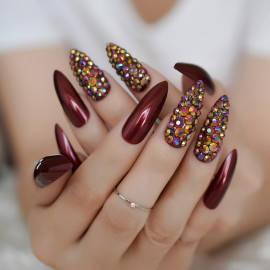 🤘 - Накладные ногти