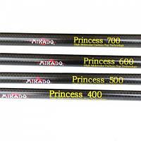 Удочка маховая Mikado Princess 4м карбон 10-30г без колец