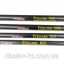 Удочка Mikado Princess 6м карбон 10-30г без колец