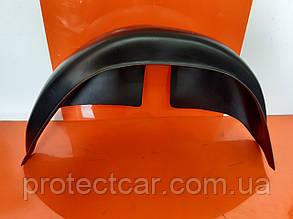 Підкрилки, захист арок OPEL Vectra A, комплект 4 шт. Опель Вектра А