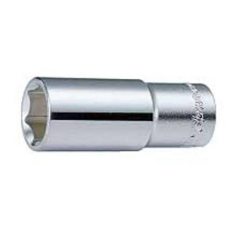 """HANS. Торцевая головка глубокая 1/2"""" 6-гр. 13 мм   (4300M13) (4300M13), фото 2"""