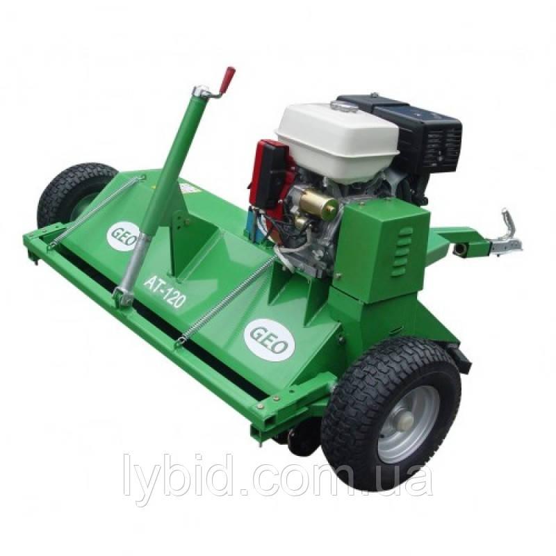 Измельчитель ATV 120-145 с бензиновым двигателем