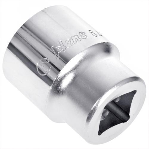 "HANS. Торцевая головка 3/4""DR 6-гр. 27 мм   (6400M27) (6400М27)"