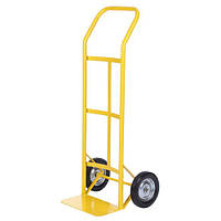 Платформа тележка ручная грузовая 3в1, г/п-150 кг, колесо литое 8*1,7