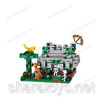 """Конструктор JVToy """"Храм в джунглях"""" серии Minecraft"""